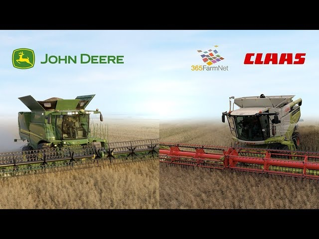 John Deere - new era