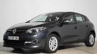 Renault Megane 1.2 TCe para Venda em Aguiar Automóveis . (Ref: 487545)