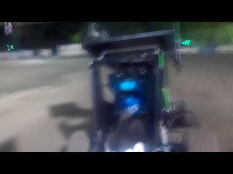 Plaza Park Raceway 4/28/18 Jr Sprint Heat 2 GoPro