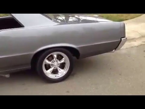 1964 GTO - New Wheels