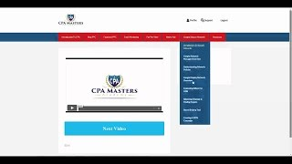 CPA Masters Academy Review 24/02/2016