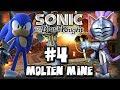 Sonic & the Black Knight - (1080p) Part 4 - Molten Mine