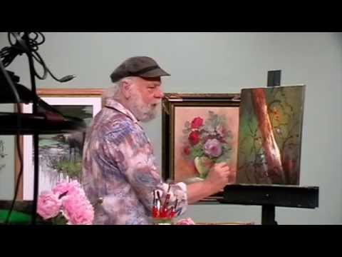 "The Beauty of Oil Painting, Behind the Scenes, Episode 6 ""Woodland Scene"""