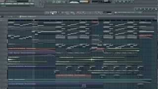 Discopolis - Committed to sparkle motion (Dubvision remix) / All by myself in FL Studio!!