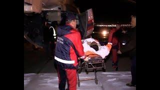 Cкончался мужчина, который пострадал при пожаре на «Нижнекамскнефтехиме»