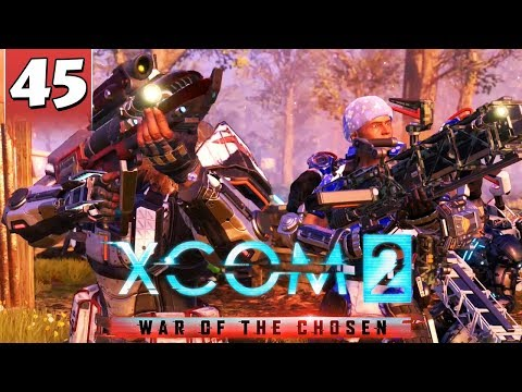 XCOM 2 War of the Chosen #45 - RETALIATION AND ARCHON KING