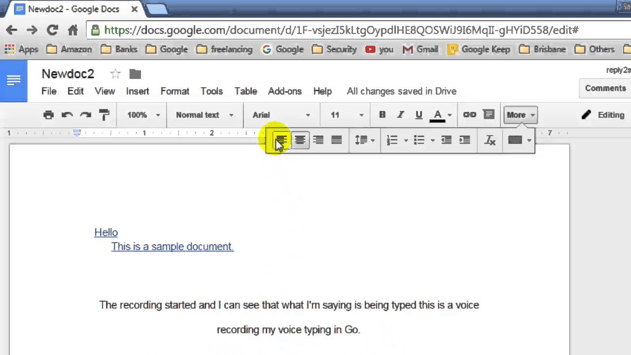 How To Draw A Line In Google Docs