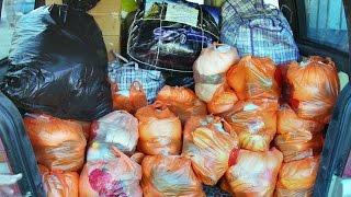Керчь отправляет гуманитарную помощь на Донбасс