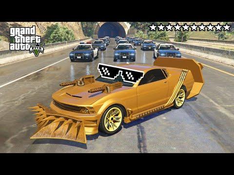 GTA 5 Thug