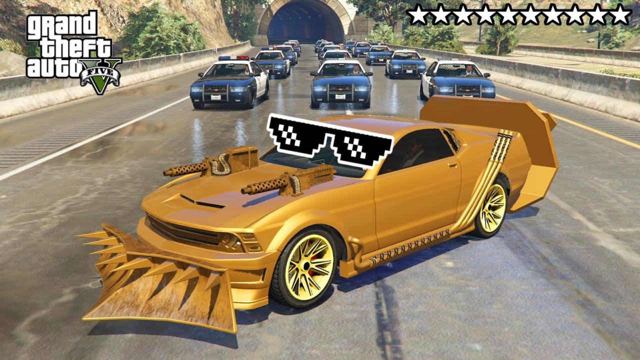 GTA 5 Thug Life #167 ( GTA 5 Funny Moments )