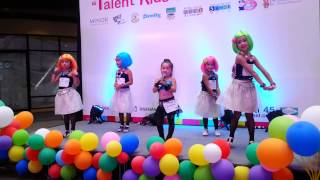 Talent Kids Contest 2013 @Sana Fast ผู้ชายในฝัน