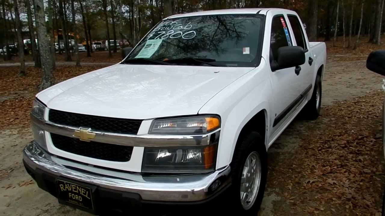 2006 Chevrolet Colorado Review Lt Crew Cab One Owner