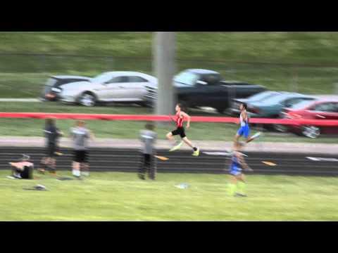 John Moody Batesville Track