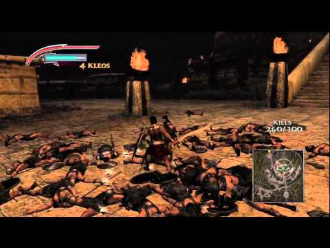 Warriors: Legends of Troy  Chapter 21 Survival  FINAL HD Gameplay