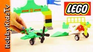 LEGO Disney Planes-Ripslinger