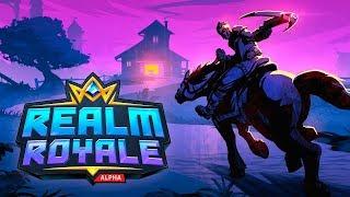 ПАЛАДИНСКИЙ ПАБГ ► Realm Royale (Paladins)