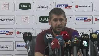Ümit Davala'nın maç sonu açıklamaları | Denizlispor 2-0 Galatasaray