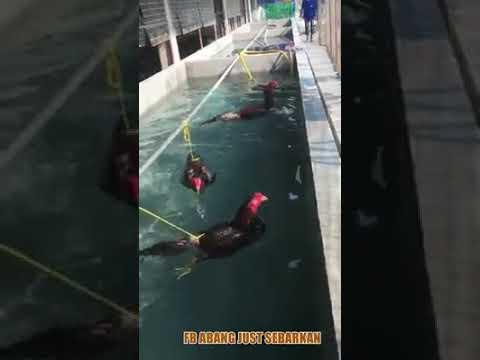 Kattu Seval water training