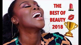 BEST OF BEAUTY 2018   2018 BEAUTY FAVOURITES   Fumi Desalu-Vold