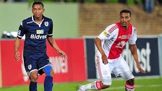 Bidvest Wits and Ajax Cape Town- Best Showboat Skills