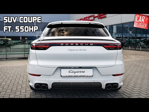 INSIDE the NEW Porsche Cayenne Turbo Coupe 2019 | Interior Exterior DETAILS w/ REVS