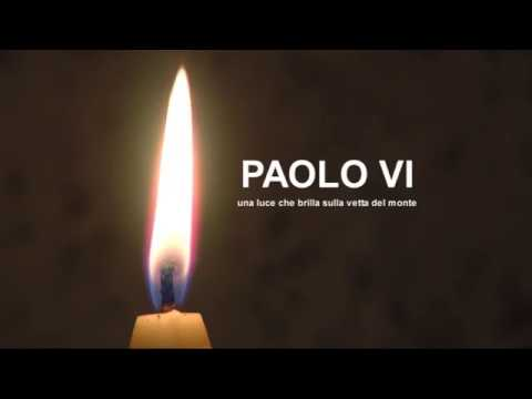Paolo VI - Una luce che brilla sulla vetta del monte