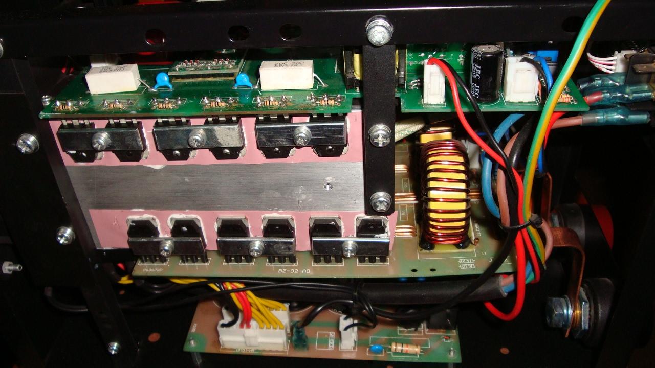 Ремонт сварочного инвертора своими руками фото 560