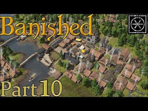 Banished #10 TRADER!