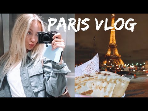 VLOG: a day in the life of a study abroad college student *PARIS EDITION*