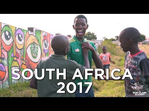 Ron Clark Academy travels to South Africa