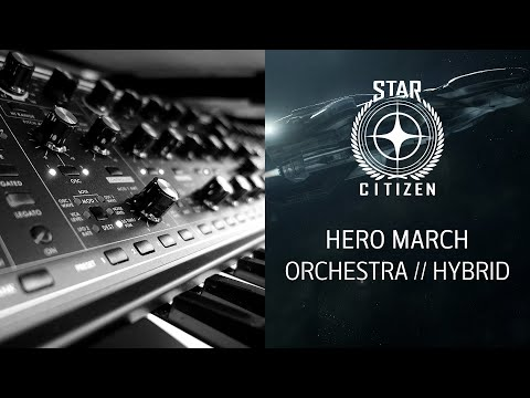 Pedro Macedo Camacho - Hero March - Star Citizen Soundtrack (Heroic Interactive Battle Tracks)