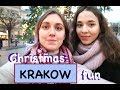 We are having fun in Krakow! VLOG