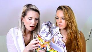 Ochutnávka japonských dobrot w/ Carrie Kirsten | Zvracela Carrie?