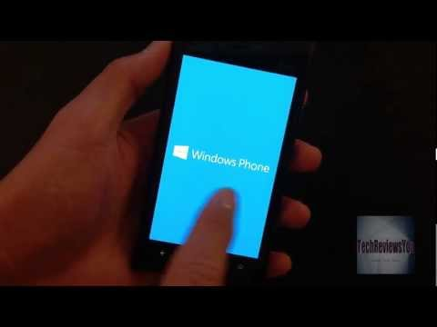 Windows Phone 7.8 Review (AT&T Nokia Lumia 900)