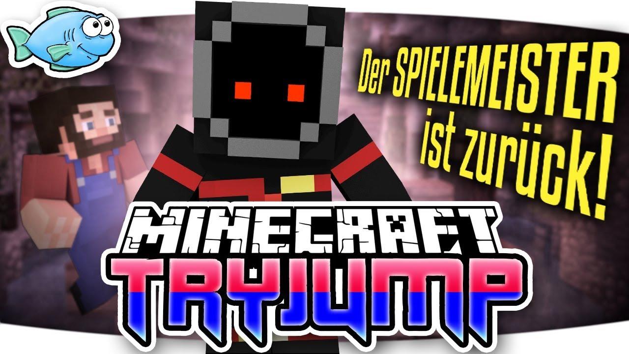 LASS UNS EIN SPIEL SPIELEN MINECRAFT TRYJUMP Auf BergwerkLABS - Minecraft tryjump spielen