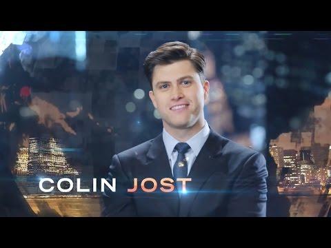 KANSAS CITY: Colin Jost's SNL Job Interview