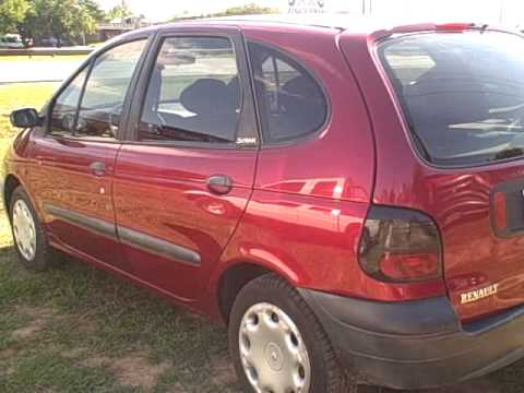 Carros Usados En Venta >> RENAULT SCENIC AUTONORTE LIQUIDA EN ARGENTINA,AUTOS USADOS,.AVI - YouTube