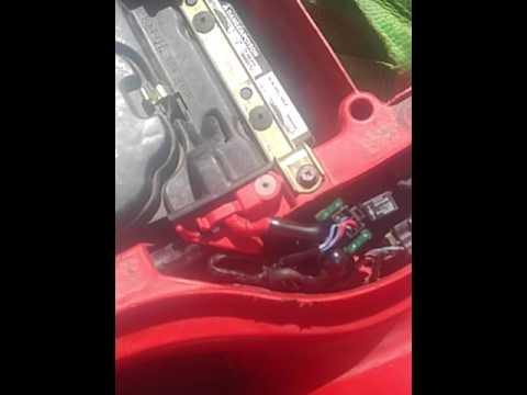 hqdefault 2002 grizzly 660 starter relay youtube 2002 Yamaha Big Bear Wiring Diagram at mifinder.co