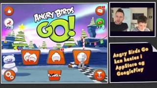 Angry Birds Go multiplayer (Tristan Og farmand)