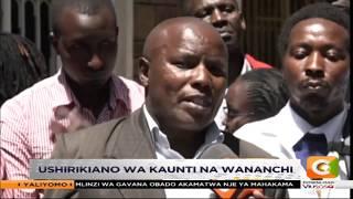 Mgomo wa wauguzi Nakuru #SemaNaCitizen