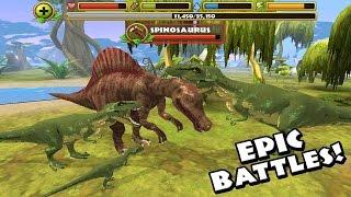 Jurassic Life T Rex Simulator Android Simulator [HD]