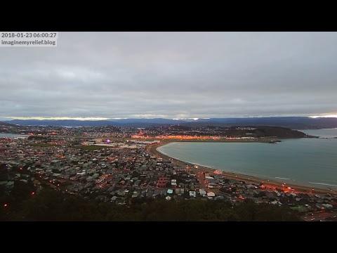 Lyall Bay, Wellington, New Zealand -  Live Stream
