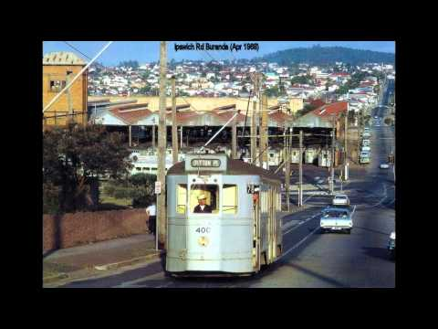 Brisbane 1960s Photos Then and Now - Brisbane, Queensland, Australia Photos