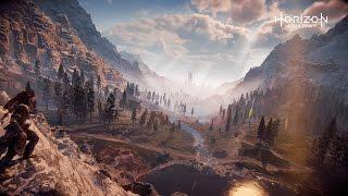 Gameplay: Horizon Zero Dawn - Infiltración en el campamento de los asesinos.