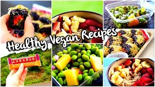 Healthy Vegan Recipes | What I Ate Today - Hawaii Edition!