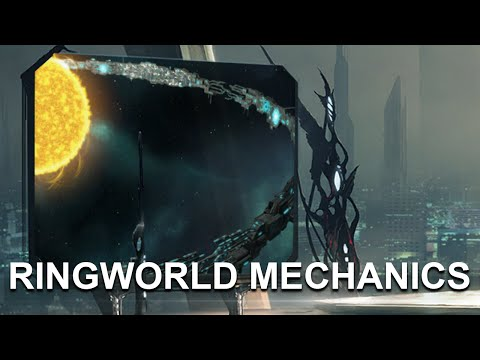 Stellaris - Ringworld Mechanics