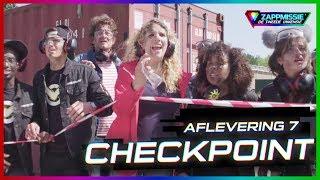 Rachel blaast de Checkpoint loods op!  // AFL.7 // ZAPPMISSIE