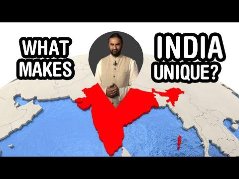 What makes India unique?