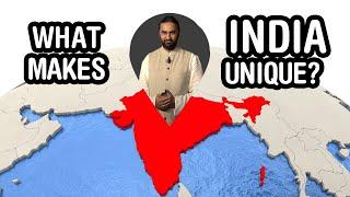 What makes India unique