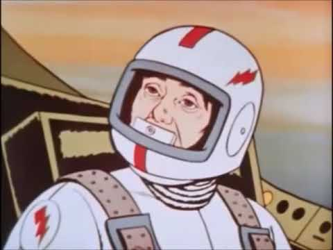 Space Angel  animated science fiction  Collection Part2